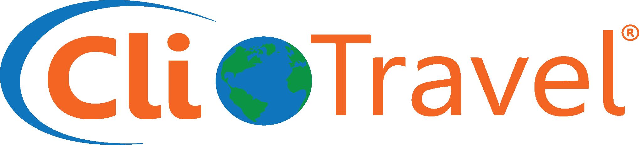 Туристическа агенция Клио Травел Лого